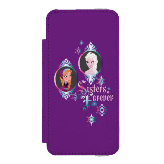 Sisters Forever Incipio Watson™ iPhone 5 Wallet Case