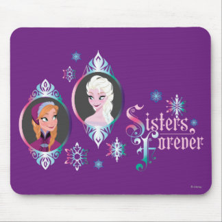 Sisters Forever Mouse Pad