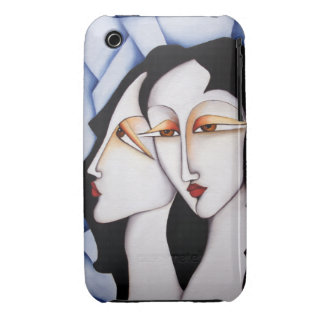 Sisters friends Art iPhone 3G 3GS Case iPhone 3 Case-Mate Cases