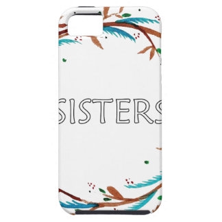 Sisters Gift iPhone 5 Case