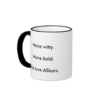 Sisters in Skarsgård We re witty We re bold We Mug