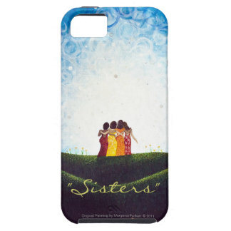 """""""Sisters"""" iPhone 5 Tough Case iPhone 5 Cover"""