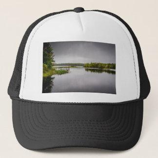 Sisters Lake Trucker Hat