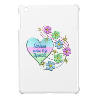 Sisters Make Life Special iPad Mini Cases