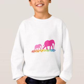 Sisters of Elephant Walking Sweatshirt