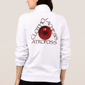 Sisters of fate fleece jacket