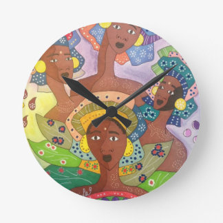 sisters round clock