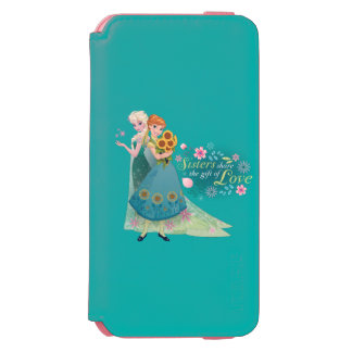 Sisters Share the Gift of Love 2 Incipio Watson™ iPhone 6 Wallet Case