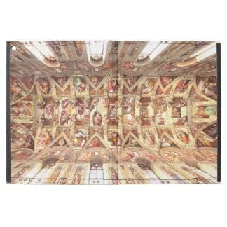 Sistine Chapel iPad Pro Case
