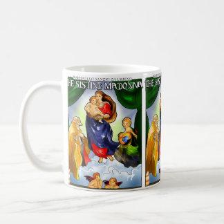 Sistine Madonna Coffee Mug