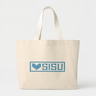 Sisu Heart Knit 3 Bag 2