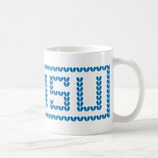 Sisu Heart Knit Mug 1