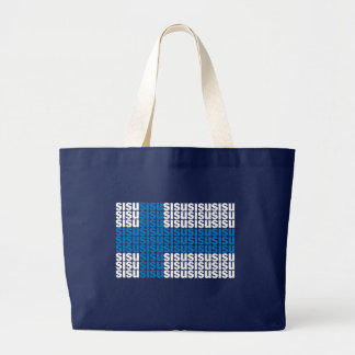 Sisu Jumbo Tote Bag