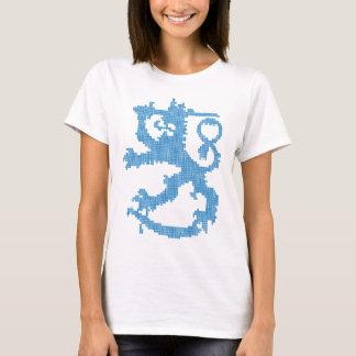 Sisu Lion Women's Fitted T-shirt