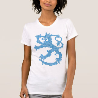 Sisu Lion Women's Micro-Fiber Singlet T-Shirt
