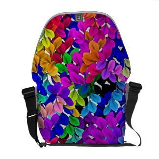 Sitara's Garden Messenger Bag