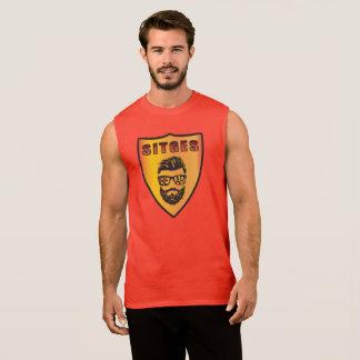 Sitges Bear Sleeveless Shirt