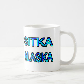 Sitka Alaska Coffee Mug