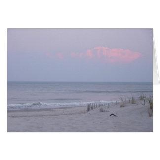 Sittin on the Dunes Card