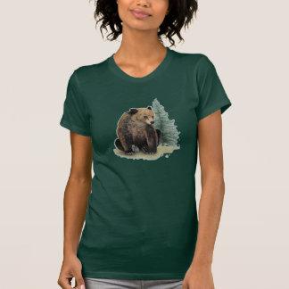 Sitting Bear T-Shirt