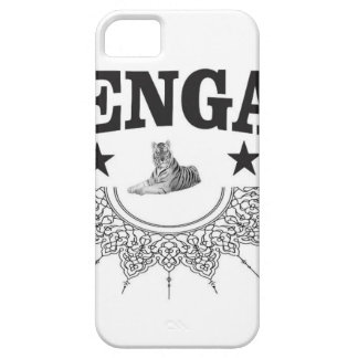 Sitting Bengal Case For The iPhone 5