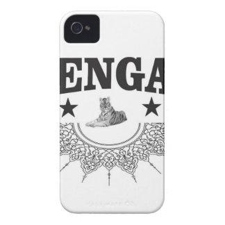 Sitting Bengal iPhone 4 Case-Mate Case