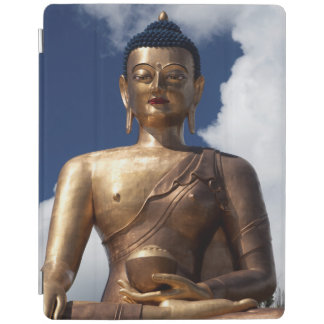 Sitting Buddha Statue iPad Cover