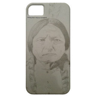 Sitting Bull: Native American Indian Sioux Warrior iPhone 5 Case