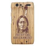 Sitting Bull Satire Phone Case Droid RAZR Covers