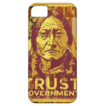 Sitting Bull Trust Government iPhone 5S Case iPhone 5 Case