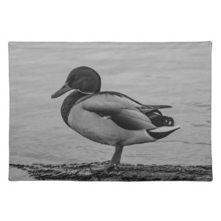 Sitting duck placemat