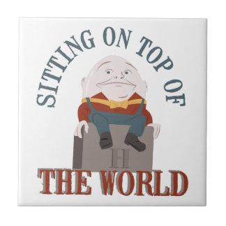 Sitting Humpty Dumpty Tiles