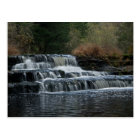 Siuslaw Falls, Lorane, Oregon Postcard