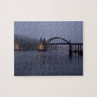 Siuslaw River Bridge Puzzles