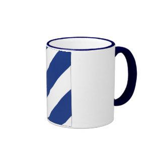 Six (6) Signal Flag Coffee Mugs