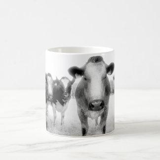 Six Angry Cows Coffee Mug