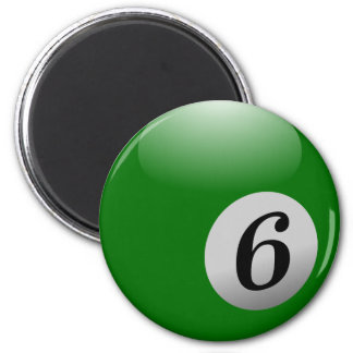Six Ball Magnet