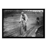 Six Day Bicycle Race 1909 Posters