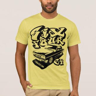 Six Four (crisp black) T-Shirt