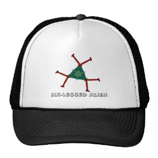 Six-legged alien | Cap Hat