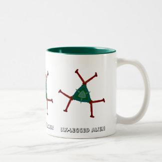 six-legged alien | Mug