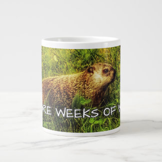 Six more weeks of winter mug