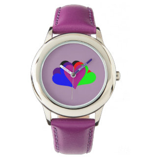 six of hearts watch