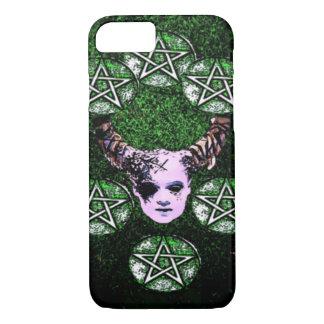 Six of Pentacles Tarot Card iPhone 7 Case