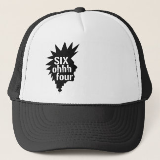 Six Oiii Four Trucker Hat
