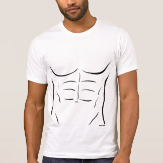 Six-Pack Abs T-Shirt