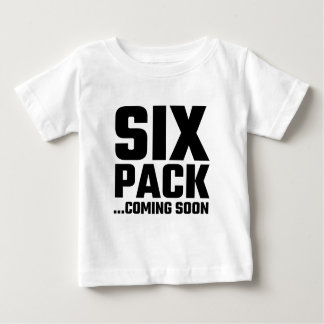 Six Pack Coming Soon T Shirts