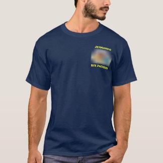 SIX PACKERS 2006 JERRARDO T-Shirt