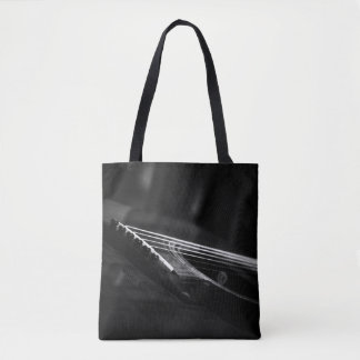 Six-String Tote Bag