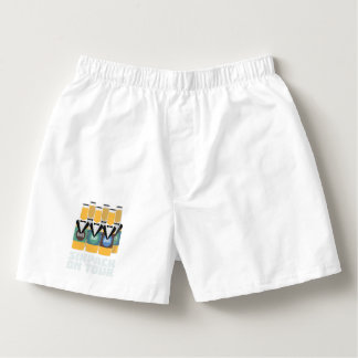 Sixpack Beer on Tour Zn1pu Boxers
